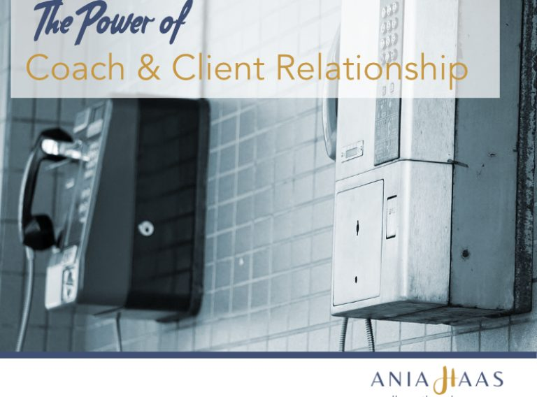 Coach and Client Relationship